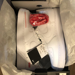Supreme - Nike Air Force 1 Low Supreme 27.5cm