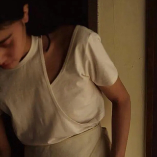 TODAYFUL - little suzie アシンメトリーレイヤードトップス Tシャツ