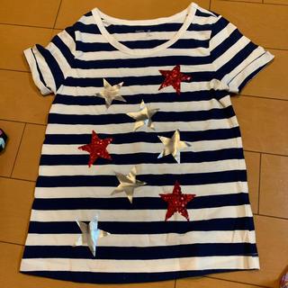 GAP Kids - GAP 星キラキラTシャツ