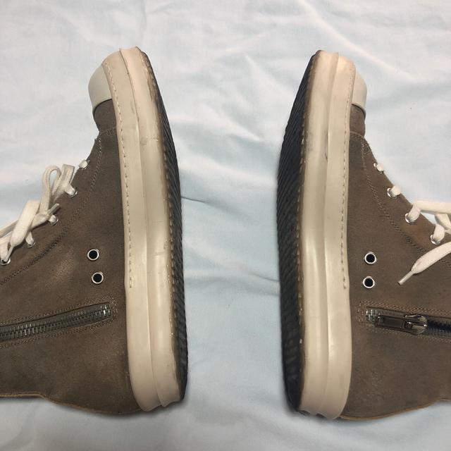 Rick Owens(リックオウエンス)のRICK OWENS メンズの靴/シューズ(スニーカー)の商品写真