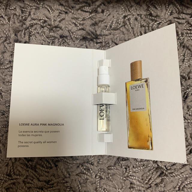 LOEWE(ロエベ)のLOEWE PINK MAGNOLIA サンプル コスメ/美容の香水(香水(女性用))の商品写真