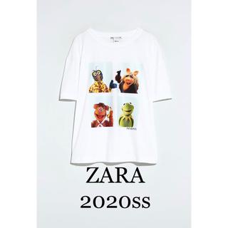 ザラ(ZARA)の新品 ZARA ディズニー マペッツ Tシャツ(Tシャツ(半袖/袖なし))
