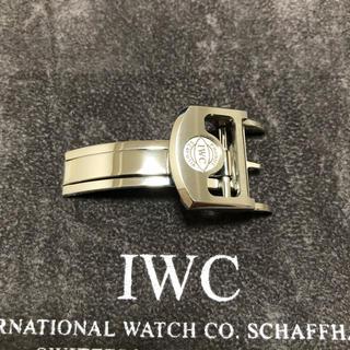 IWC - 【美品】IWC純正 ディプロイメントバックル 18mm
