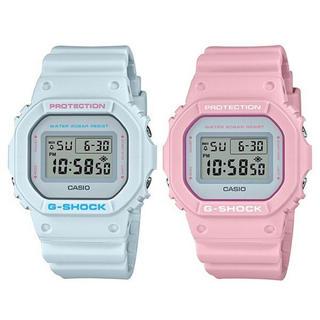 カシオ ペアウォッチ 時計 DW-5600SC-8JFDW-5600SC-4JF(腕時計(デジタル))
