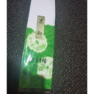 新品 京柳 かをり園 高級 茶葉 一個限定 贈り物に♪