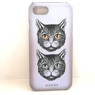 グッチ(Gucci)のGUCCI(グッチ) 携帯電話ケース 548889(モバイルケース/カバー)