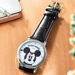 ミッキーマウス - steady ミッキーマウス 時計
