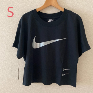 NIKE - S☆ ルーズ Tシャツ NIKE ゆったり 新品 クロップド