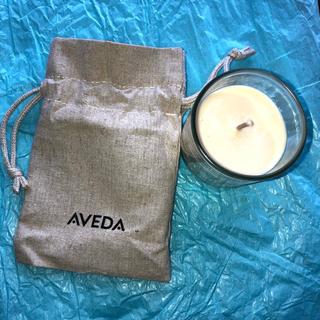 アヴェダ(AVEDA)の【AVEDA】アロマキャンドル《非売品》新品(アロマ/キャンドル)