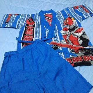 バンダイ(BANDAI)の甚平 サイズ100(甚平/浴衣)