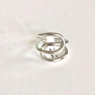 カスタネ(Kastane)のlattice リング☺︎❤︎シルバー シルバーリング(リング(指輪))