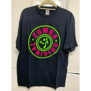 ズンバ(Zumba)のZUMBA オリジナル Tシャツ 正規品 新品 未使用(ダンス/バレエ)