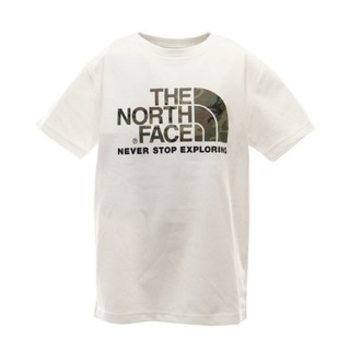 THE NORTH FACE - THE NORTH FACE Tシャツ キッズ ホワイト