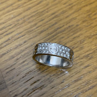 カルティエ(Cartier)のカルティエラブリング750 #49アフターダイヤ(リング(指輪))