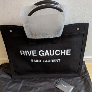Saint Laurent - 新品未使用☆Saint Laurentノエ バイアスキャンバス トートバッグ