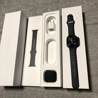 Apple Watch - Apple Watch Series 5(GPSモデル)40mm  美品