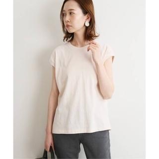 IENA - 20SS超美品【AURALEE 】クルーネックTシャツ