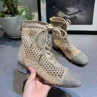 ディオール(Dior)のディオールのメッシュブーツ(ブーツ)