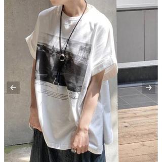 Plage - 新品未使用【ジェーンスミス】 SP PHOTO Tシャツ