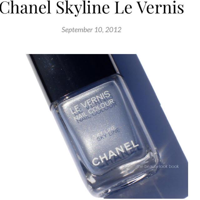 CHANEL(シャネル)の限定色🎀新品✨シャネル ネイル💅 コスメ/美容のネイル(マニキュア)の商品写真