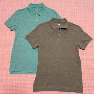 オールドネイビー(Old Navy)のオールド ネイビー ポロシャツ M まとめて2点セット(Tシャツ/カットソー(半袖/袖なし))