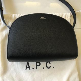 アーペーセー(A.P.C)のAPC ハーフムーン ショルダーバッグ(ショルダーバッグ)