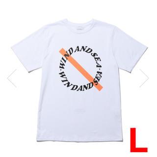 シー(SEA)の【新品/L】SATURDAYS SURF × WDS T-SHIRT(Tシャツ/カットソー(半袖/袖なし))