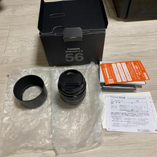 富士フイルム - 富士フィルム fujifilm Fujinon XF56mm F1.2 R