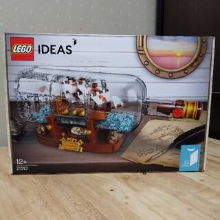 Lego - レゴ (LEGO) シップ・イン・ボトル 21313