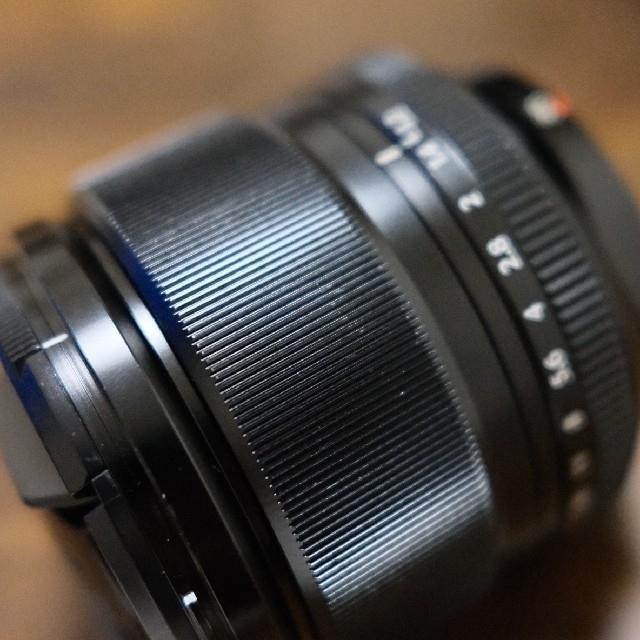 富士フイルム(フジフイルム)のFujifilm XF 56mm F1.2 R 美しいボケマスター スマホ/家電/カメラのカメラ(レンズ(単焦点))の商品写真