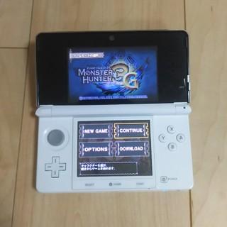 ニンテンドー3DS(ニンテンドー3DS)のNintendo 3DS 本体+タッチペン(携帯用ゲーム機本体)