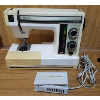 JANOME EXCEL 18 ミシン 中古