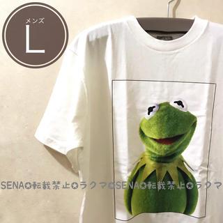 マペッツ  カーミット Tシャツ メンズ L