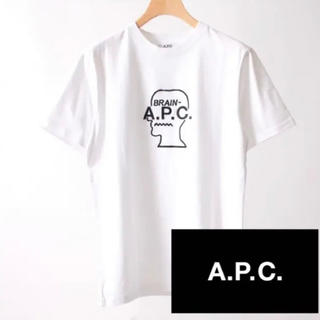 A.P.C - ☆新品未使用☆ A.P.C. ✖ BRAIN DEAD Tシャツ