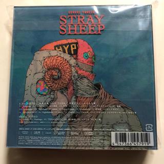 米津玄師  STRAY SHEEP(初回限定/アートブック盤/DVD付)