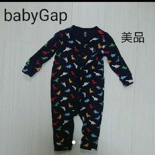 babyGAP長袖ロンパース70cm