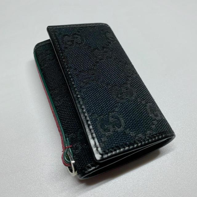 Gucci(グッチ)の未使用)グッチ メンズ6連キーケース メンズのファッション小物(キーケース)の商品写真