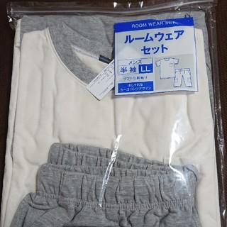 ルームウェアセット メンズ 半袖 L L サイズ(その他)