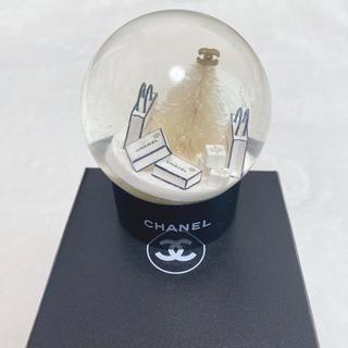 CHANEL - 非売品♥ CHANEL スノードーム