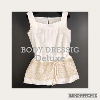 PROPORTION BODY DRESSING - ボディドレッシング ブラウス