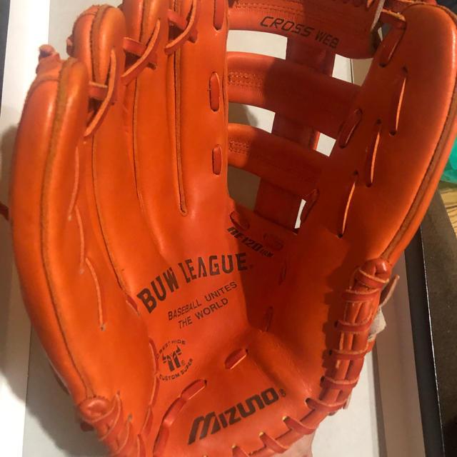 MIZUNO(ミズノ)のMIZUNO ビューリーグ ミュータント 硬式グラブ スポーツ/アウトドアの野球(グローブ)の商品写真
