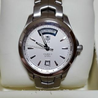 タグホイヤー(TAG Heuer)のタグホイヤー リンク デイデイト WJF2011(腕時計(アナログ))