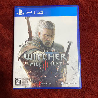 ウィッチャー3 ワイルドハント PS4(家庭用ゲームソフト)