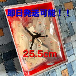 NIKE - NIKE★エアージョーダン4★オフホワイト★25.5cm