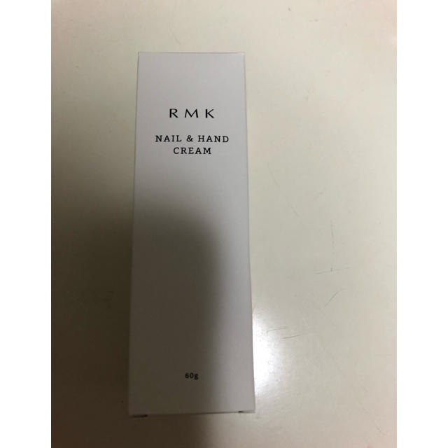 RMK(アールエムケー)のRMK ネイル&ハンドクリームLC ハンドケア 新品 コスメ/美容のボディケア(ハンドクリーム)の商品写真