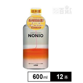 サンスター(SUNSTAR)の12本 ノニオ マウスウオッシュ(口臭防止/エチケット用品)