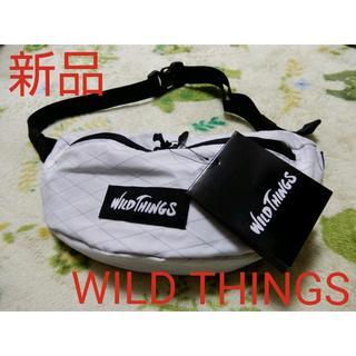 ワイルドシングス(WILDTHINGS)のX-PAC ボディバッグ WAIST BAG(ボディーバッグ)