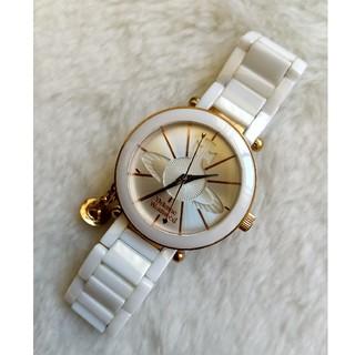 Vivienne Westwood - ヴィヴィアンウエストウッド腕時計 レディースクォーツ