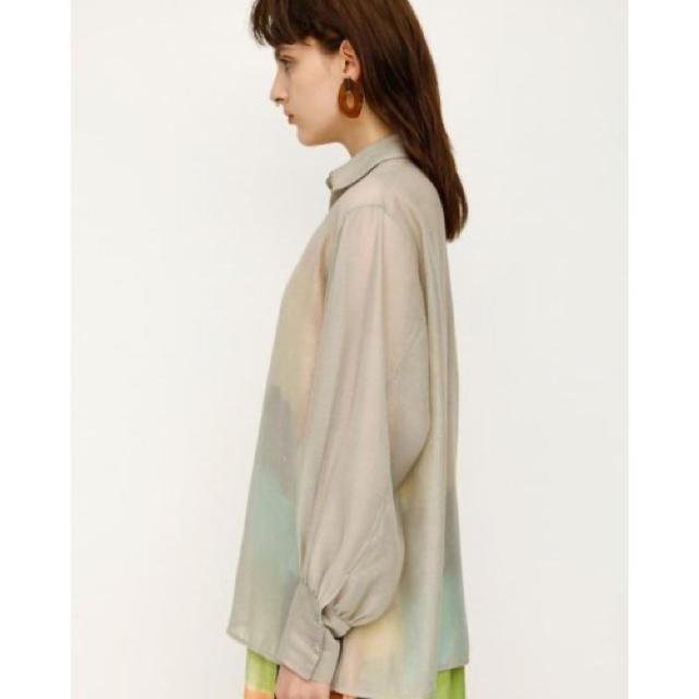 SLY(スライ)のSLY シアーシャツ レディースのトップス(シャツ/ブラウス(長袖/七分))の商品写真