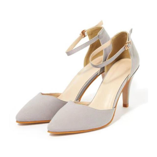 GRL(グレイル)のグレイル ヒール パンプス レディースの靴/シューズ(ハイヒール/パンプス)の商品写真